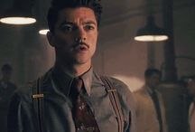 Dominic Cooper (& Howard Stark)