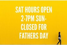 Bohemian Inspired Fashion Open tomorrow Sat 6/16  2-7pm  Closed Sunday for Fathers Day
