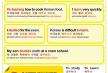 learn korean :)
