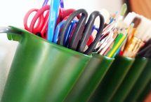 Paper Craft Storage