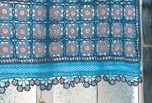 Free Chrochet Patterns Window Deko