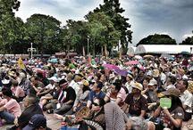 Grootschalige straatprotesten in Bangkok verwacht