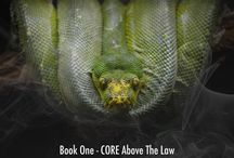 C.O.R.E. Above the Law / The New C.O.R.E. Trilogy!  http://www.kristinemason.net/books/romantic-suspense-books/core-above-the-law/