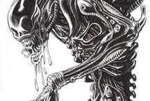BW Aliens