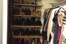 closet re-org / by meero