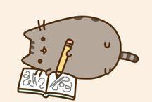Pusheen / Such a great cat...