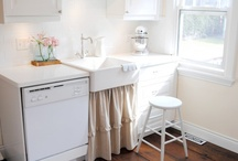Laundry Room / The Lady Cave