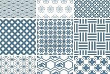 Texturas e padronagens