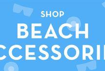 Shop Beach Accessories / www.shoptiques.com/look-books/shop-beach-accessories