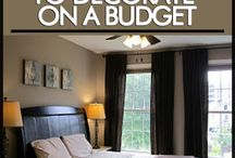 Home Decorating / Home decor; decorating on a budget
