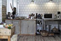 Kitchen Love / by Anna Lewis