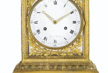 FRENCH CLOCKS & BAROMETERS
