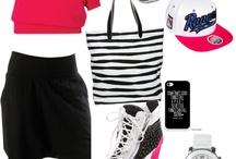Ropa Danza / Tenidas para bailar top