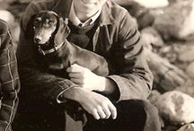 Famous People and their Pets