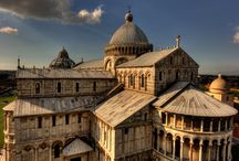 Romanesque Architecture / 중세 건축물 - 로마네스크