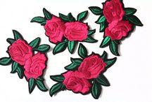Patches Rosas