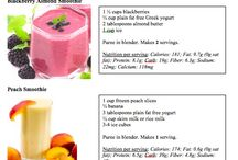 Smoothie tips / Are you looking for some inspiration? With Ninja Master you can  create smoothie from anything!