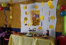 Cumpleaños luna / #mariobross #birthday #teammario #cumpleaños #supernintendo #bross #mario