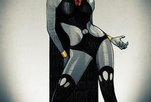 Marvel Art / Ilustraciones sobre Marvel Cómics