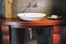 Bathroom remodel ideas / by Judi Leseur