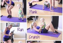 Mummy toddler fitness