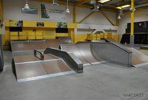 Kroc Centre Skatepark (San Diego, California USA) / Shredding the World One Skatepark at a time - Kroc Centre Skatepark (San Diego, California USA) #skatepark #skate #skateboarding #skatinit #skateparkreview