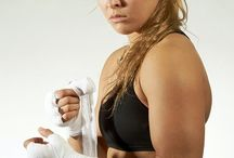 Rowdy Ronda Rousey / All about Ronda