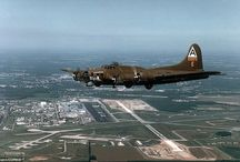 The Flying Fortress -B17