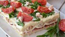 torte salate fredde