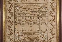 Genealogy Sampler Ideas