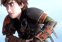 Hiccup / How to Train Your Dragon 1-2, Dragons-Riders of Berk etc.
