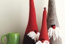 Christmas Crafts - Gnomes / by Chrissy Burton