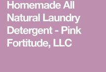 Waspoeder / gel vd wasmachine