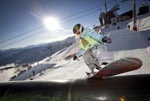 Snowboarding / by Seetha Kartholy