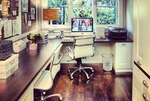 My new office / Photography studio office space / by Julia Young Photography