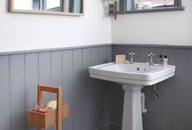 Bathroom / House