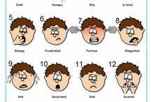 Clases De Inglés / Emotions