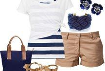 Nautical fashion / Nautical fashion