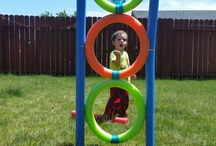 Boys: Summer Fun / ....or 101 ways to use a pool noodle.