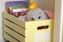 toys n books storage