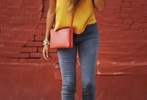 Yellow Mustard outfits /