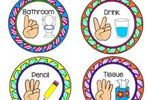 Classroom Management Ideas / by Angie Novelletto
