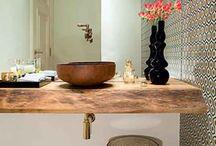 Proj Casa Reserva Sta Maria / Referências de acabamentos, mobiliário, iluminação e decoração para consultoria de interiores de residência no Condomínio Reserva Santa Maria (Jandira/SP)