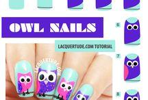 nails, Made even fingernails / Made even fingernails