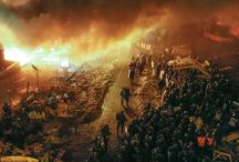 """Photo Journalism / """"Ukraine Puts 'Extremists' on Notice After Deadly Clashes"""" NY Times, Feb. 19. 2014  / by Zerrin Sehovic"""