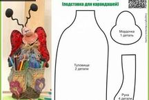"""Шьём игрушки / Внучка  посещает студию"""" Мягкая игрушка""""- помочь ей хорошо было бы.Тем более что там ей , успешной , выдают бесплатные путёвки в Крымские дома отдыха."""