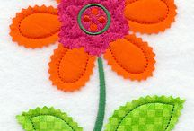 Applique/Embroidery/Quilting / by Mary Lou Hess