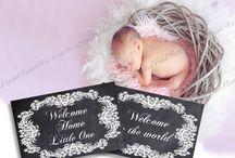 ✿ڿڰۣ(̆̃̃• Our Baby Milestone & Pregnancy Stickers ✿ڿڰۣ(̆̃̃•