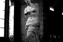античная скульптура, рельефы