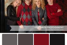 Clients- What to Wear / Ideas to help families coordinate for family photos.